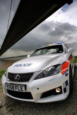 ISF de police