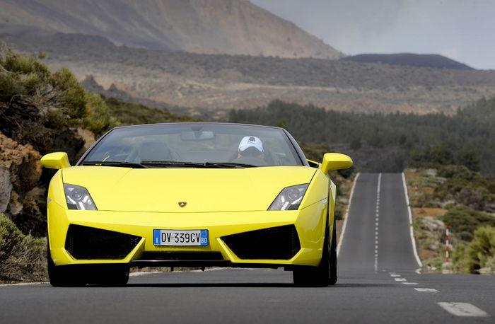Lamborghini Gallardo Spyder 13