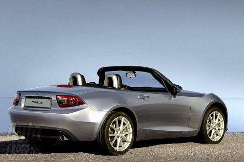 Mazda MX2 back