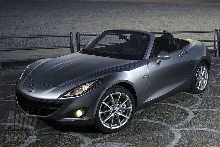 Mazda MX2 2011