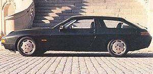 Porsche 928 1984 modèle pour les 75 ans de F.Porsche