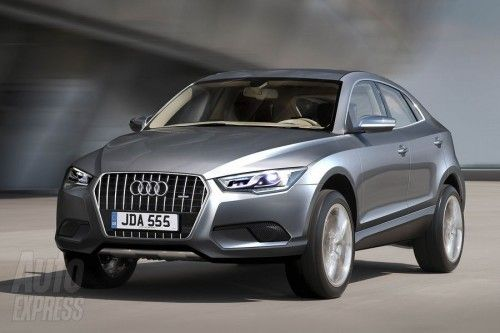 Audi Q3 : Comme cela, vous en pensez quoi ?