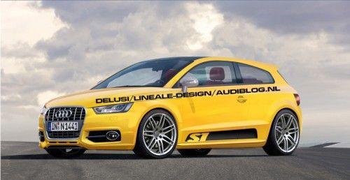 A défaut de MiTo GTA, optons pour l'Audi A1 S1 !