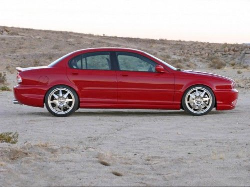 bonspeed Jaguar X-TYPE Revealed at the 2004 SEMA Show