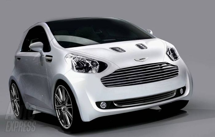 Aston Martin Cygnet 2010 preview