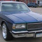 chevy caprice 1986