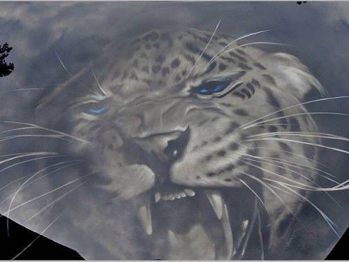 le Cougar de W.Ferell