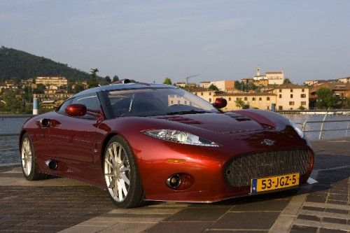 spyker_c8_aileron_production