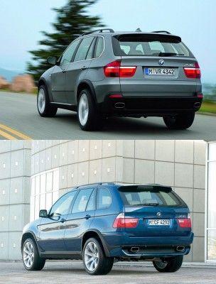 BMW X5 1999-2007