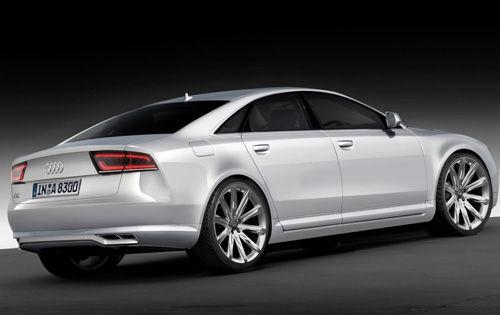 Audi A8 2010.2