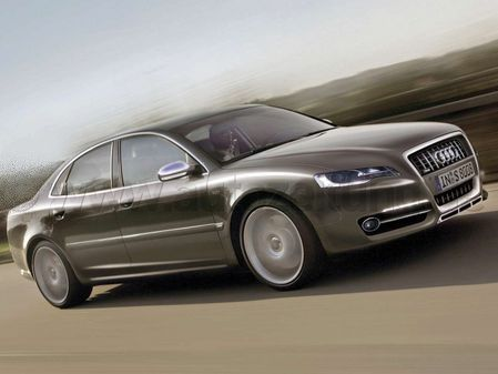 Audi A8 2010.6