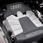 Audi S5 engine