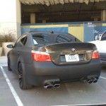 BMW-M5-Matte-Black-3