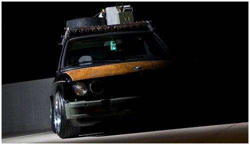 BMW RAT style