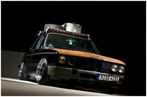 BMW S5 Rat style