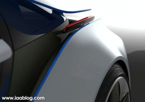 BMW Vision ED Concept detail n°2