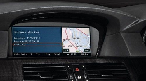 BMW-ecall