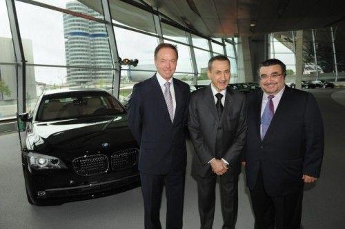 BMW et les 132 BMW - Arabie Saoudite