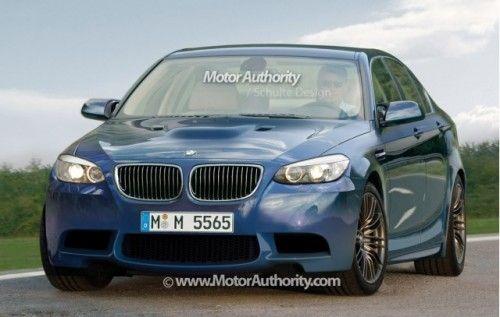 BMW serie5 M 2010-2011