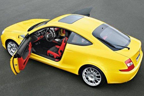 BS3 coupé