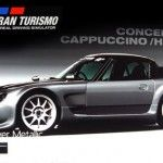 Cappucino Concept sur GT5