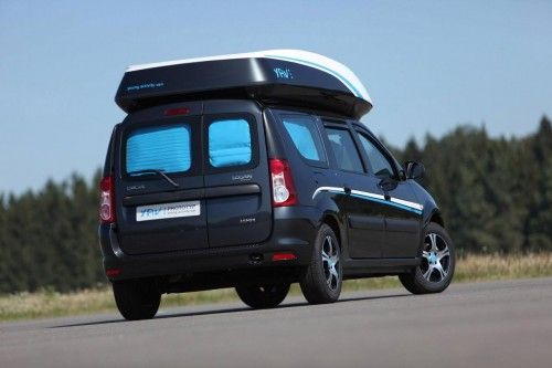 Dacia Young Activity Van III06