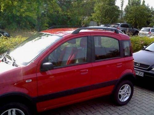 Fiat X4x4 Panda