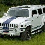 Geiger Cars H3 GT de compèt