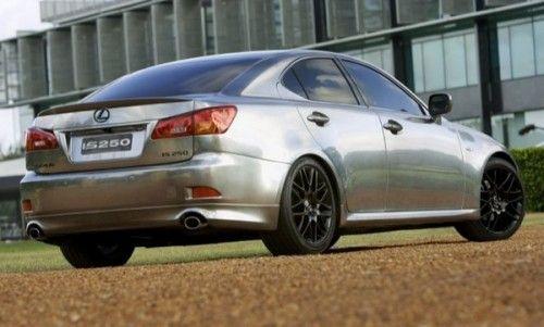 Lexus IS 250 Chrom mat