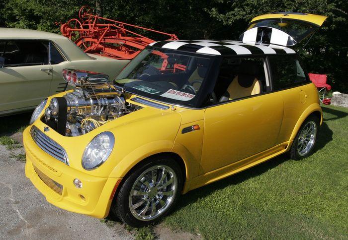 Mini Cooper S Maxe
