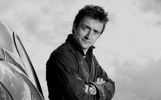 Richard Hammond of Top gear