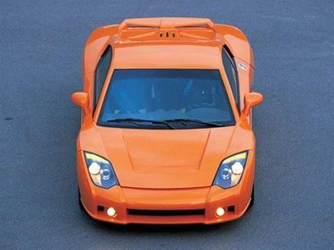 Spirra S orange