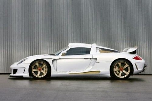 gemballa-mirage-gt-gold-edition-side