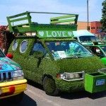 green van peut  etre un toy...