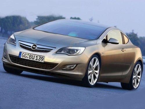 Spéculation : Opel Astra GTC, vous plait elle comme cela ?