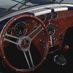 Photo tableau de bord bois d AC Cobra 150x150 AC Cobra Mk VI : Superbe et avec des ailes !
