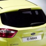 All-New Ford C-MAX to Debut at 2009 Frankfurt Motor Show