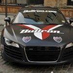 Audi Raptor R8