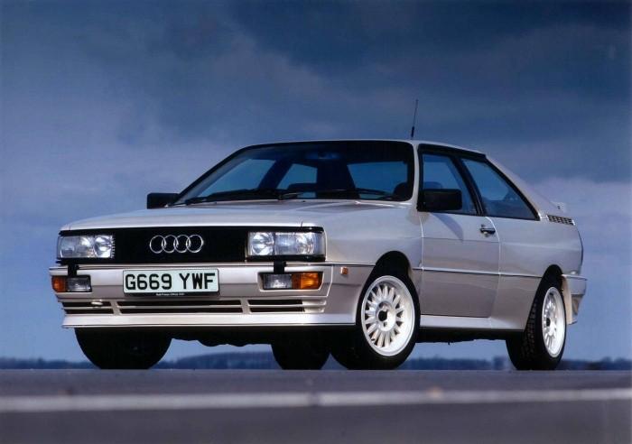 Audi Ur Quattro 1990
