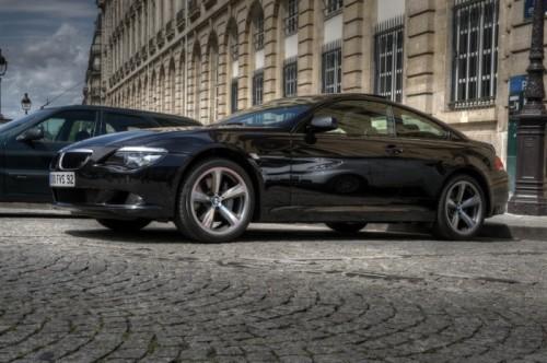 BMW 635D 2008
