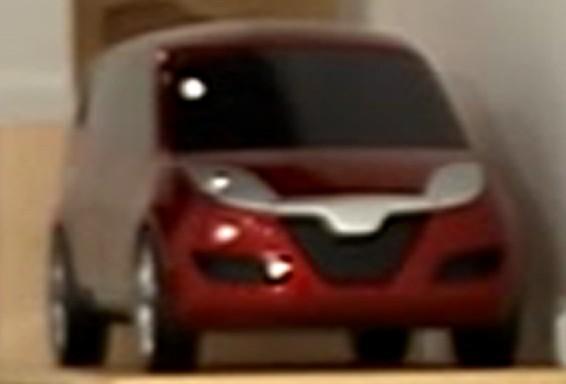 Dacia monospace