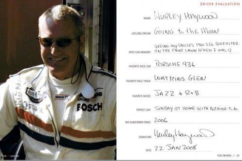 Hurley Haywood