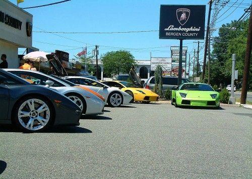 Lamborghini Bergen County