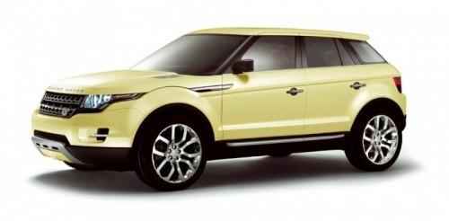 Land Rover LRX 5 Doors