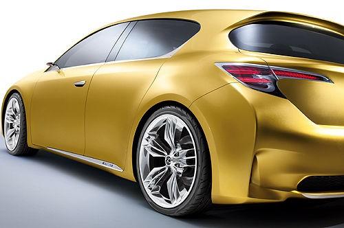 Lexus LF-Ch concept 2010