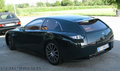Special Italien EG car