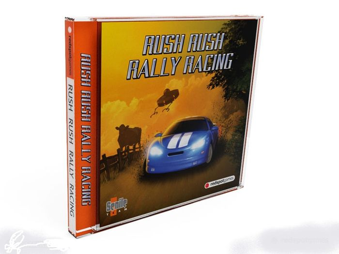 Rush Rush Rally Racing - 10