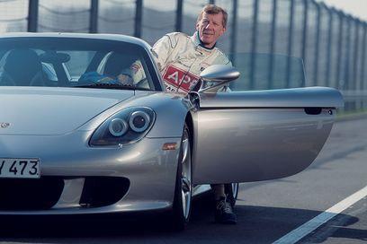 W.Rohrl et la Carrera GT