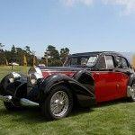 bugatti type 57 Galibier modèle 1939 à Pebble beach