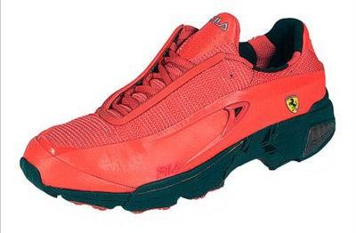 chaussure fila-ferrari2003